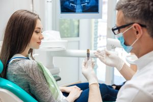 dental implant appointment